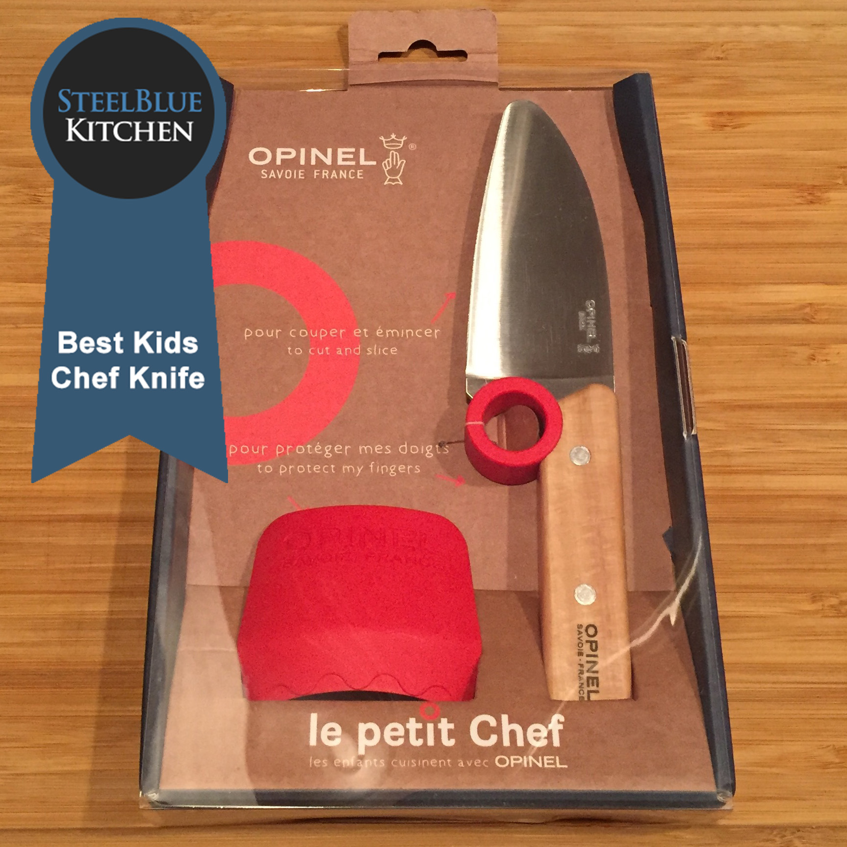 kitchen knives for kids best kids chef knife steelblue kitchen 2220